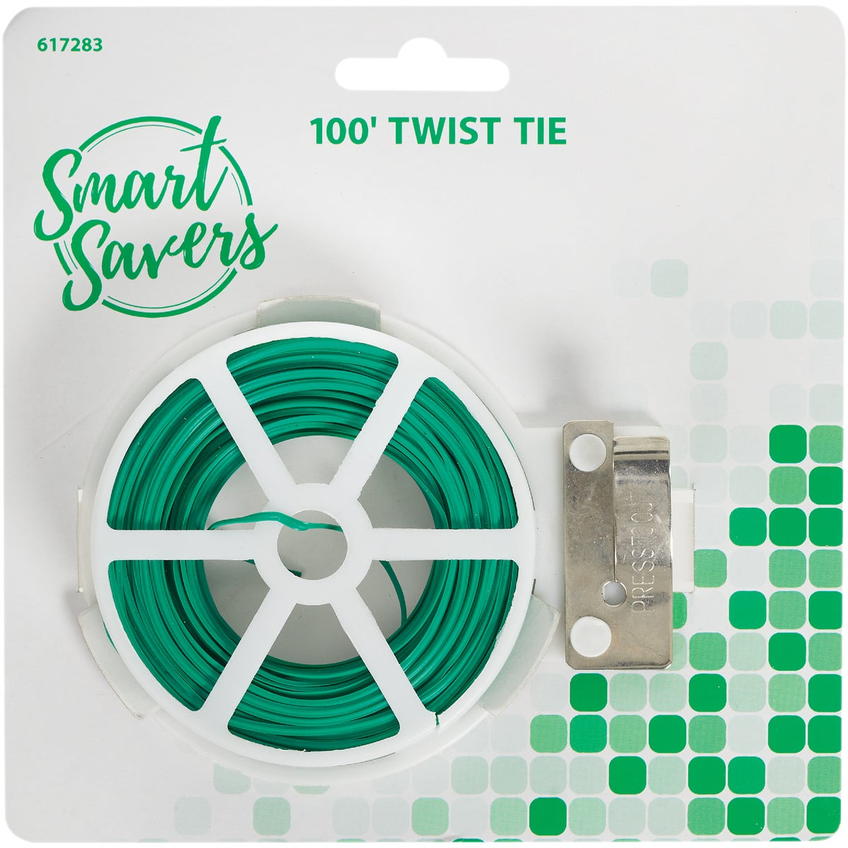 100' TWIST TIE - BT029 by Do it Best