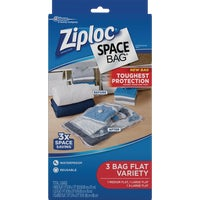 ITW Spacebag 3PC COMBO SET SPACE BAGS BRS6239
