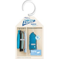 Ziploc Space Bag Vacuum Seal Hanging Storage Bag, 55701