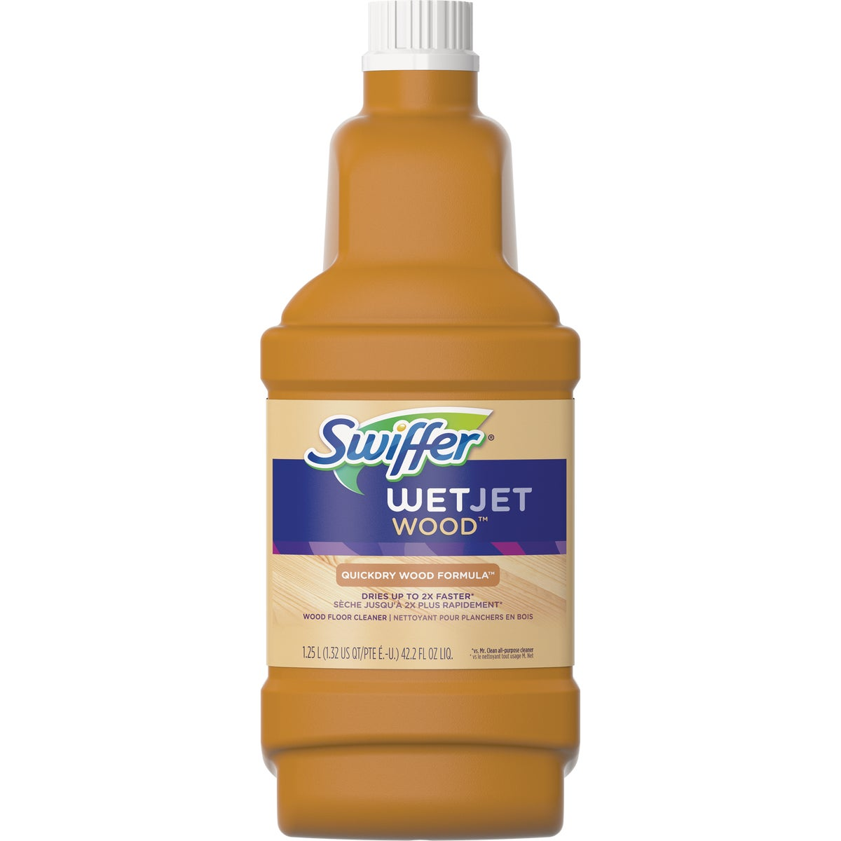 WOOD WETJET CLEANER - 23682 by Procter & Gamble
