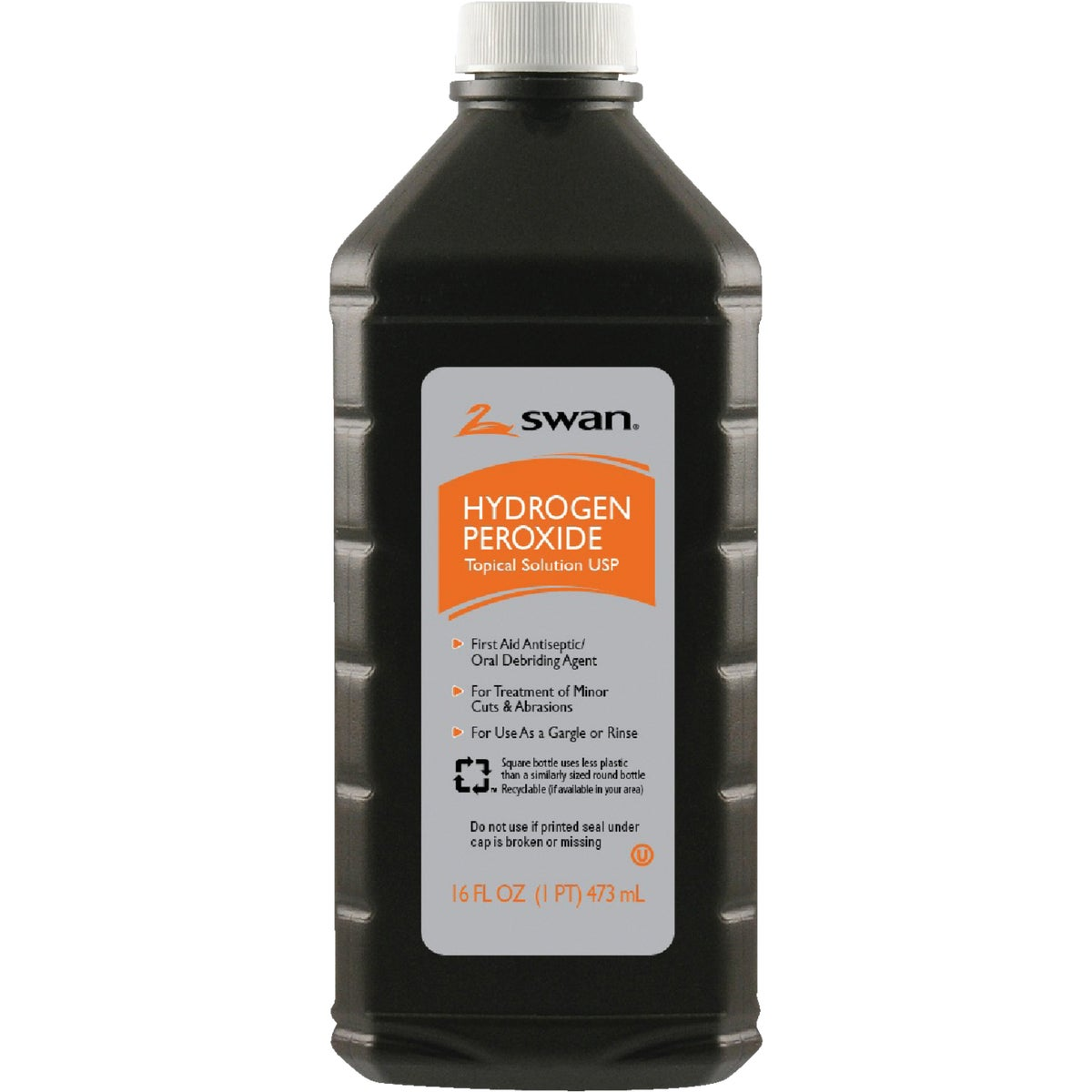 8OZ SWAN PEROXIDE - S1137 by Vi-jon, Inc.