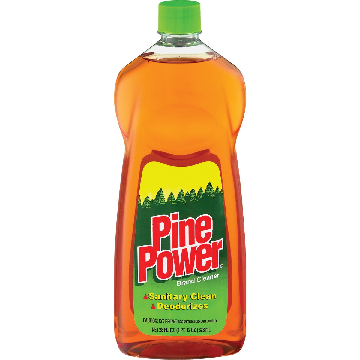 Pine Power Cleaner, Disinfectants, and Deodorizer, 121