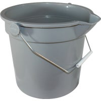 Rubbermaid Comm. 14 QUART RED BUCKET FG261400RED