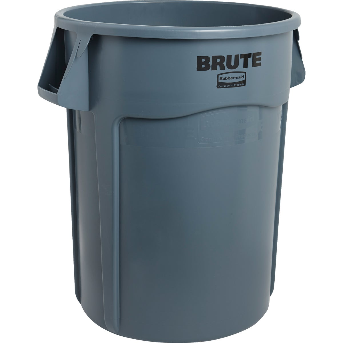 44GAL PLASTIC TRASH CAN - FG264300GRAY by Rubbermaid Comm Prod