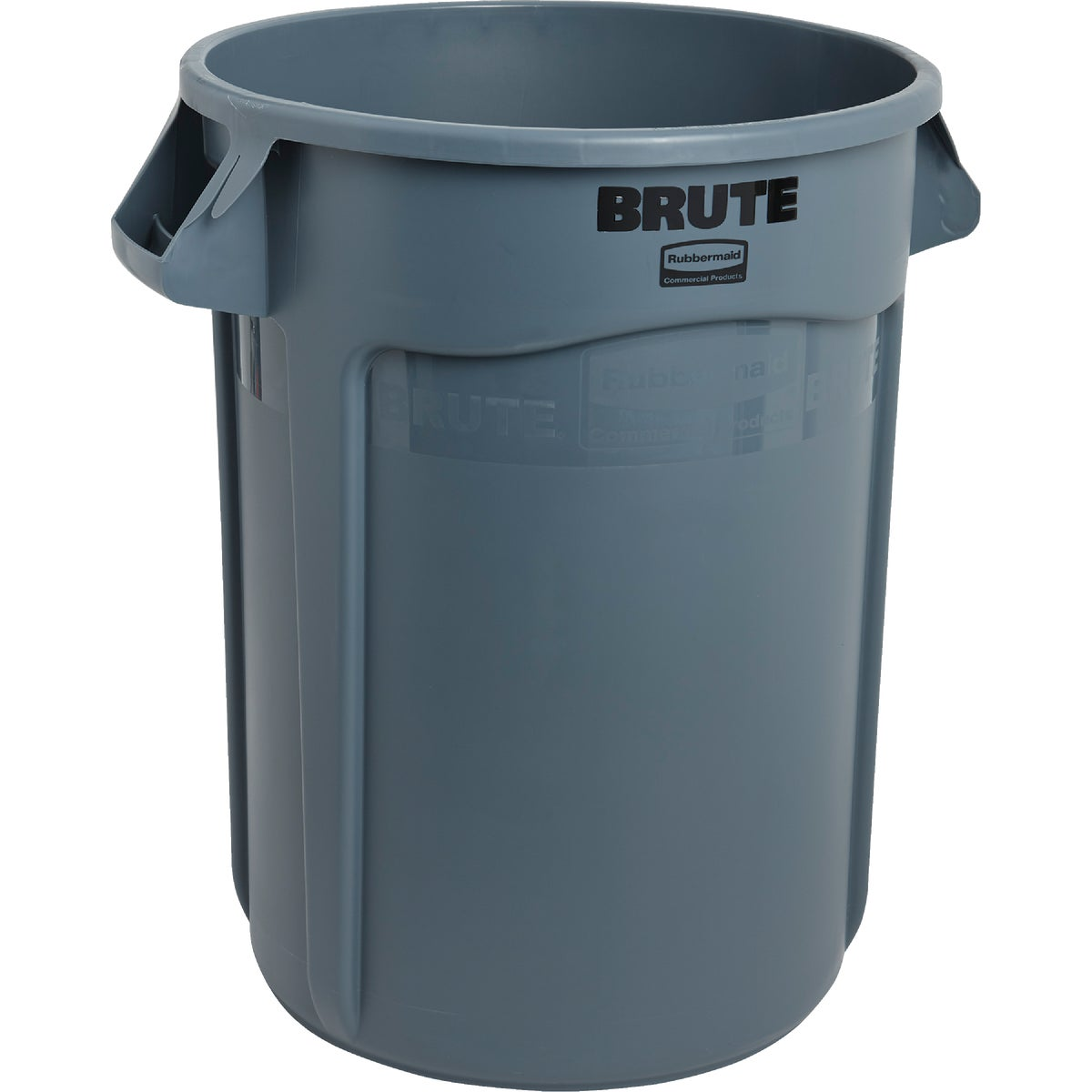 32GAL PLASTIC TRASH CAN - FG263200GRAY by Rubbermaid Comm Prod