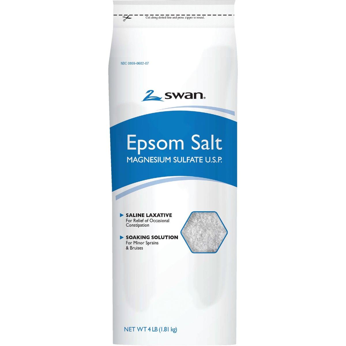 4LB SWAN EPSOM SALT - S0594 by Vi-jon, Inc.