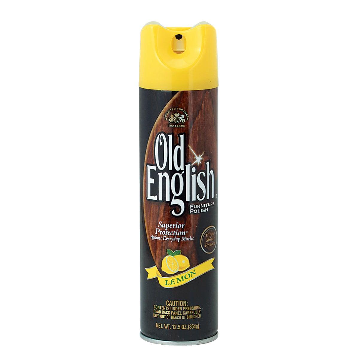 Lemon Old English