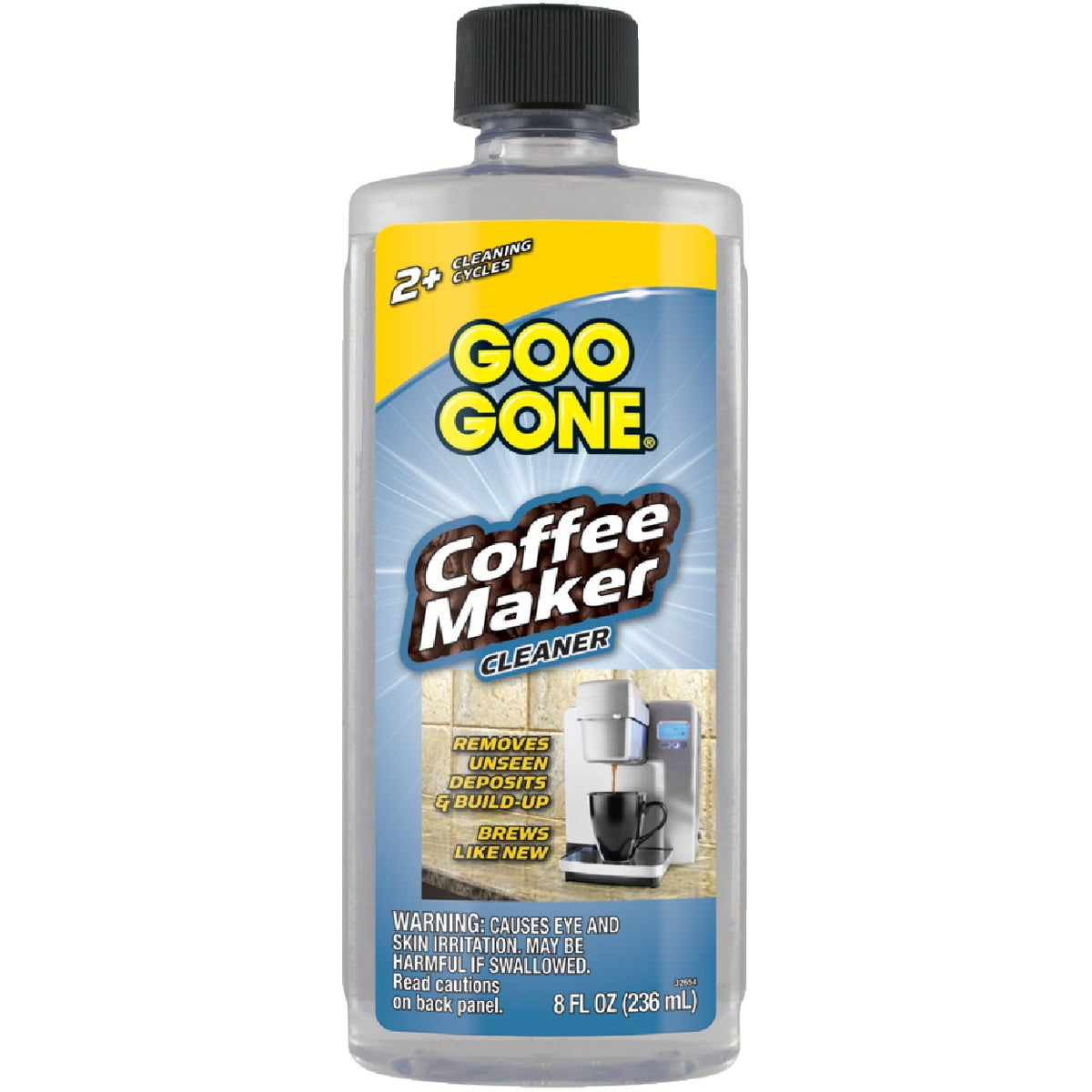 8OZ COFFEE MAKER CLEANER
