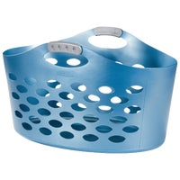 Rubbermaid BLUE FLEXNCARRY BASKET FG260100ROYBL