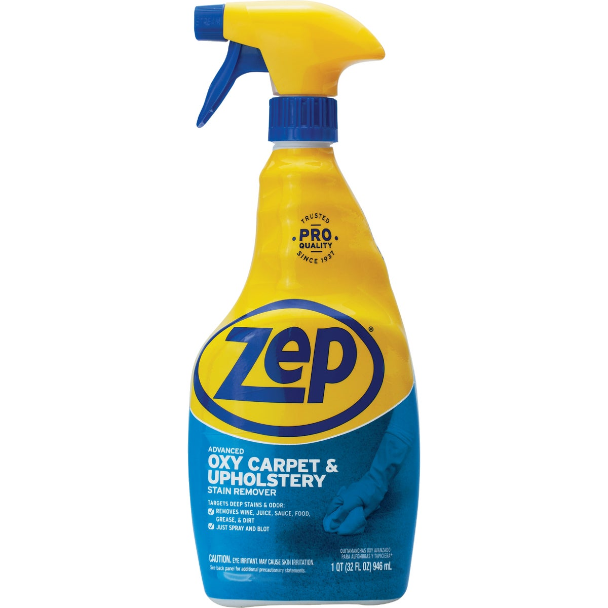32OZ OXY CARPET CLEANER - ZUOXSR32 by Zep Enforcer Inc
