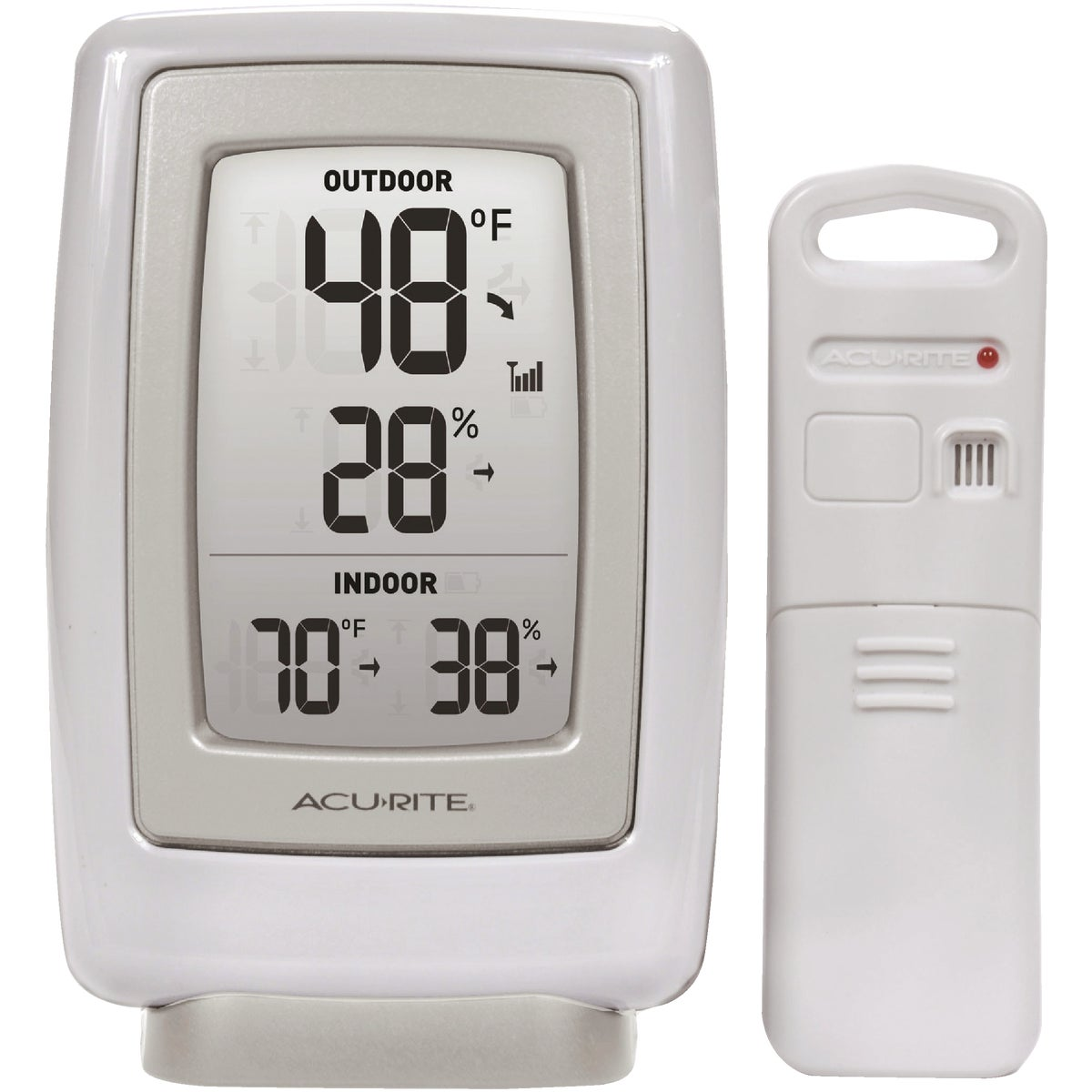 WIRLS IN/OUT THERMOMETER
