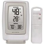 AcuRite Wireless Temperature Trend Indoor & Outdoor Thermometer