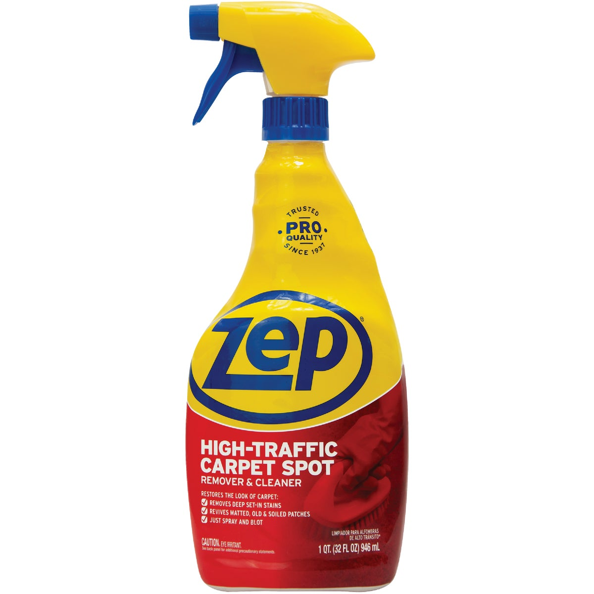 32OZ HT CARPET CLEANER - ZUHTC32 by Zep Enforcer Inc