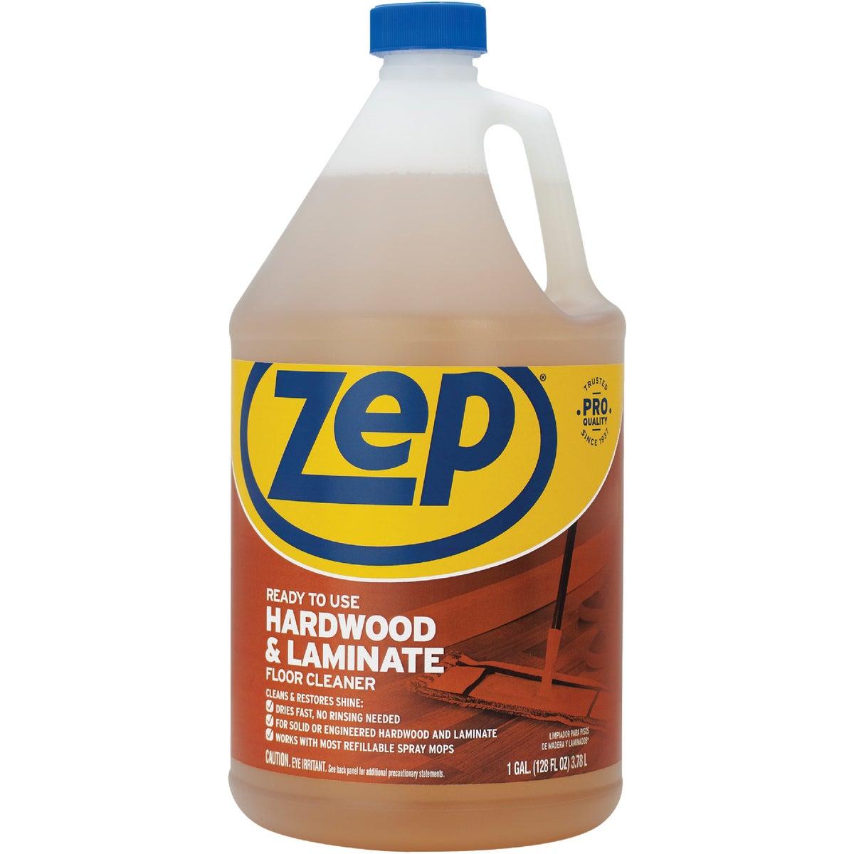 Zep Commercial Wood Floor Cleaner
