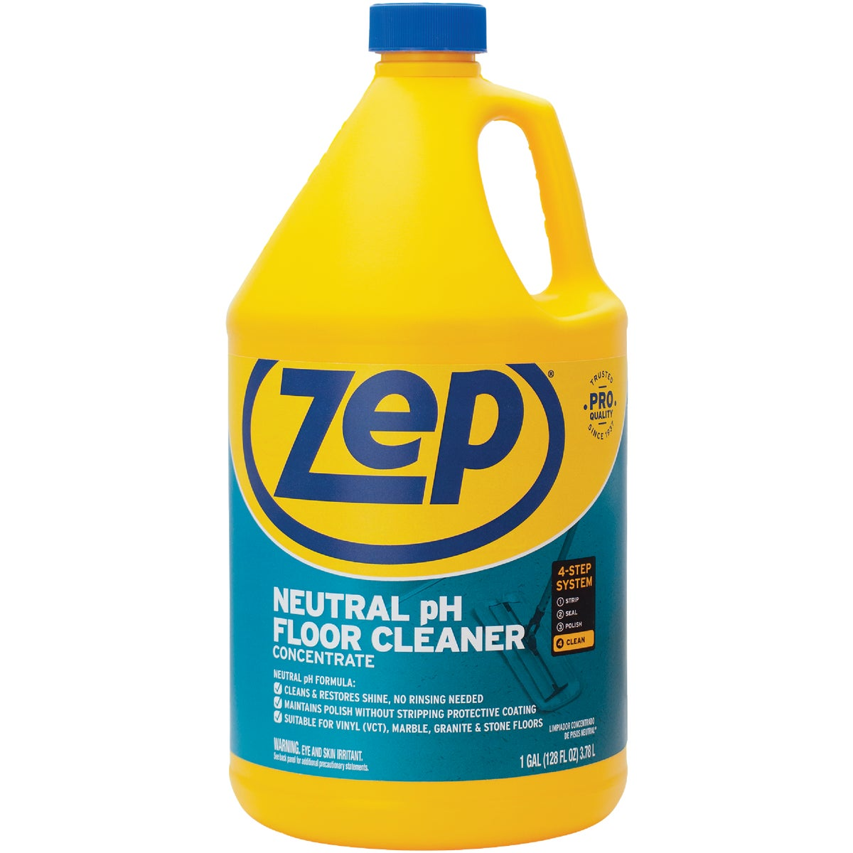 GAL NTRL FLOOR CLEANER - ZUNEUT128 by Zep Enforcer Inc