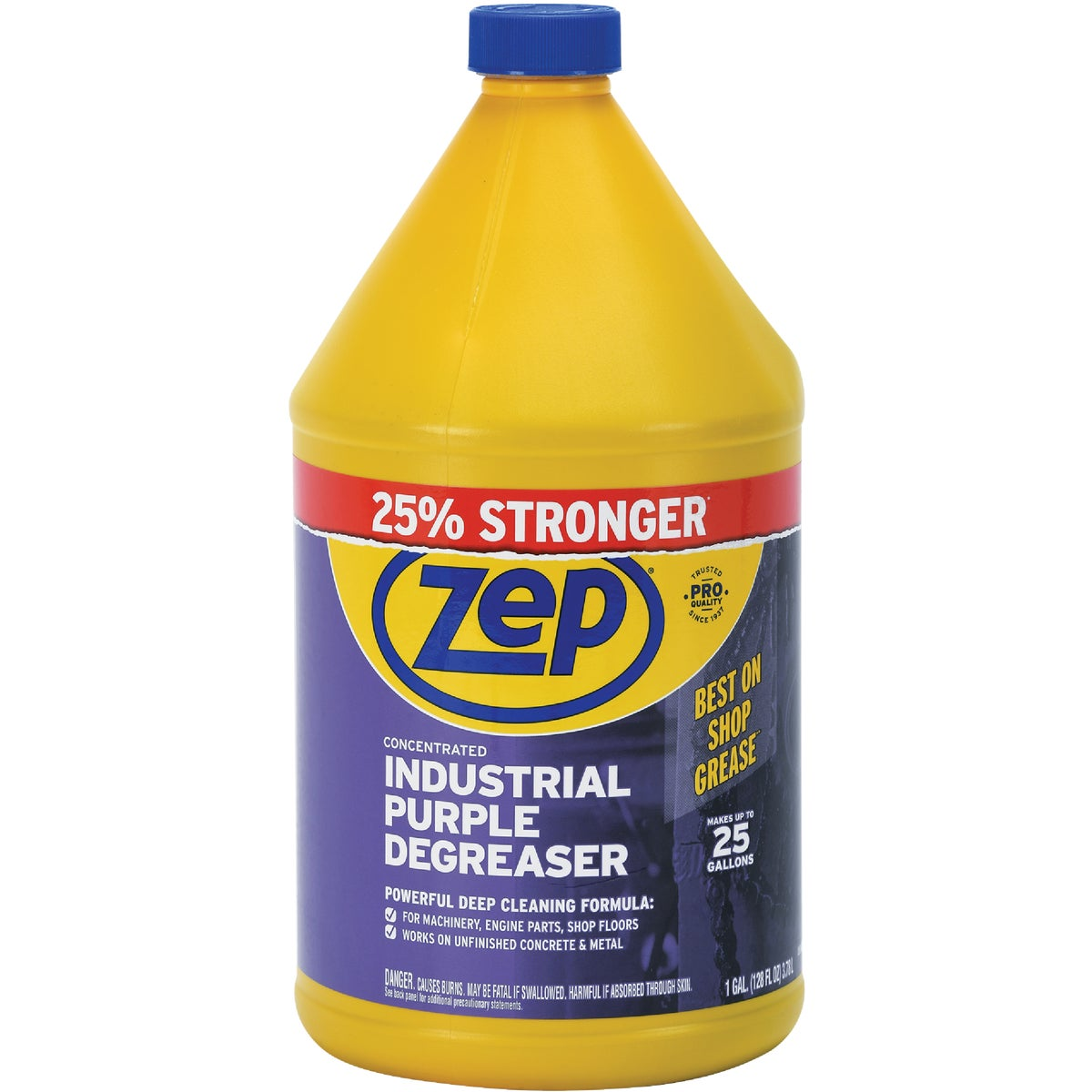 GA INDSTL PURPLE CLEANER - ZU0856128 by Zep Enforcer Inc