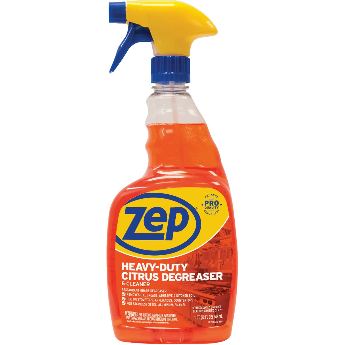 32OZ CITRUS CLEANER - ZUCIT32 by Zep Enforcer Inc