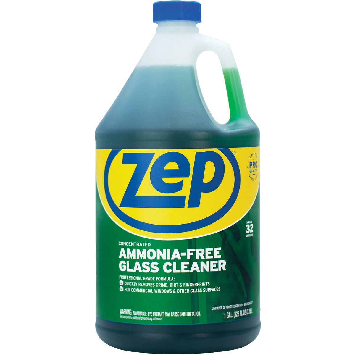 GA CNCNTRT GLASS CLEANER - ZU1052128 by Zep Enforcer Inc