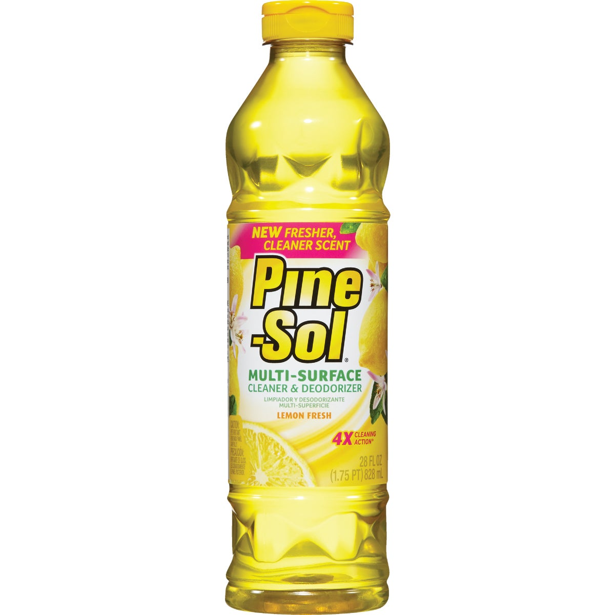 Pine-Sol 4X Cleaning Action Multi-Surface All-Purpose Cleaner, 40187