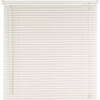 Do it Best Imp Blnd-Y 23X72 WHITE VINYL BLIND 2372W