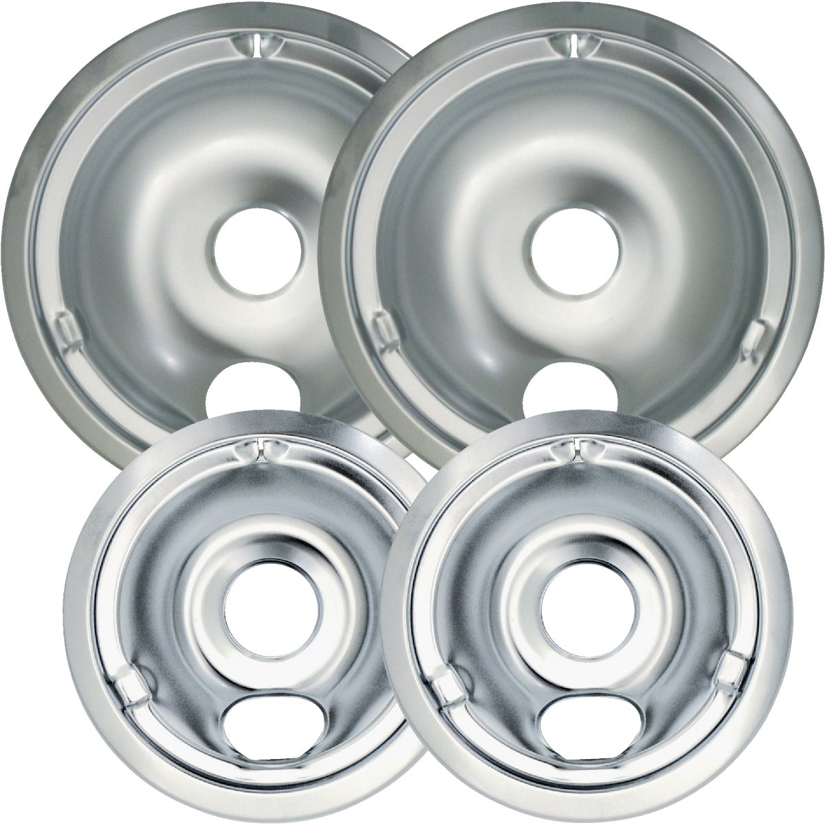 4PK DRIP PAN - 10784X by Range Kleen Mfg Inc