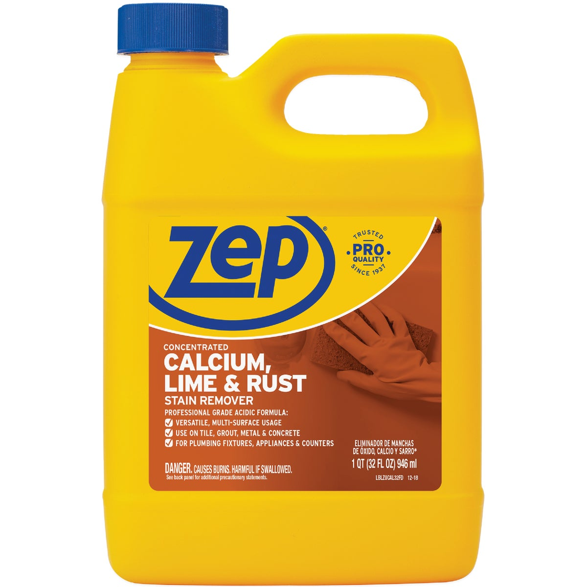 32Oz Lime/Rust Remover