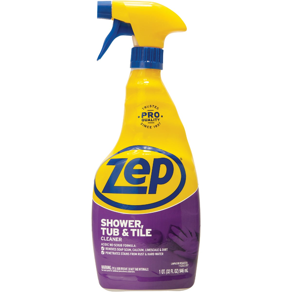 32OZ BATHROOM CLEANER - ZUSTT32PF by Zep Enforcer Inc