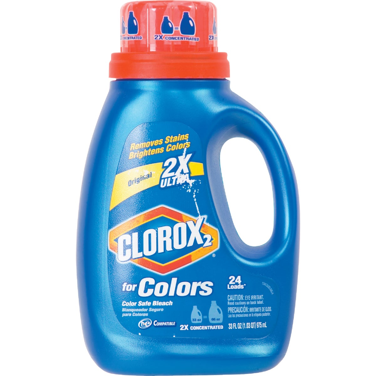 22OZ 2X LIQUID BLEACH - 30036 by Clorox/home Cleaning