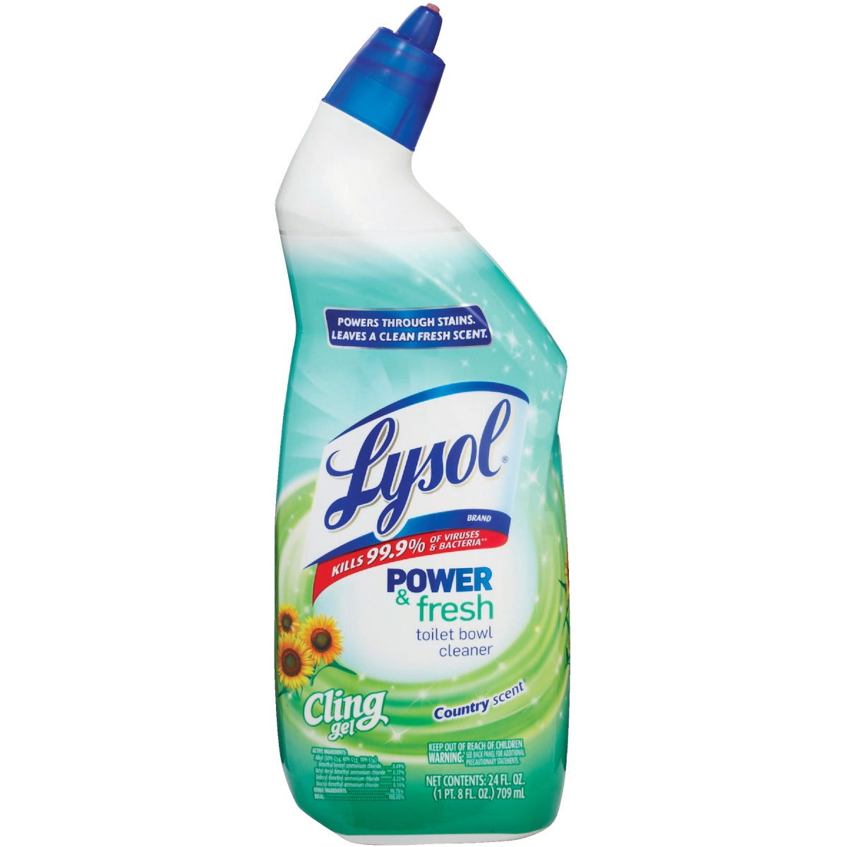24OZ LIQUID BOWL CLEANER - 1920076878 by Reckitt Benckiser