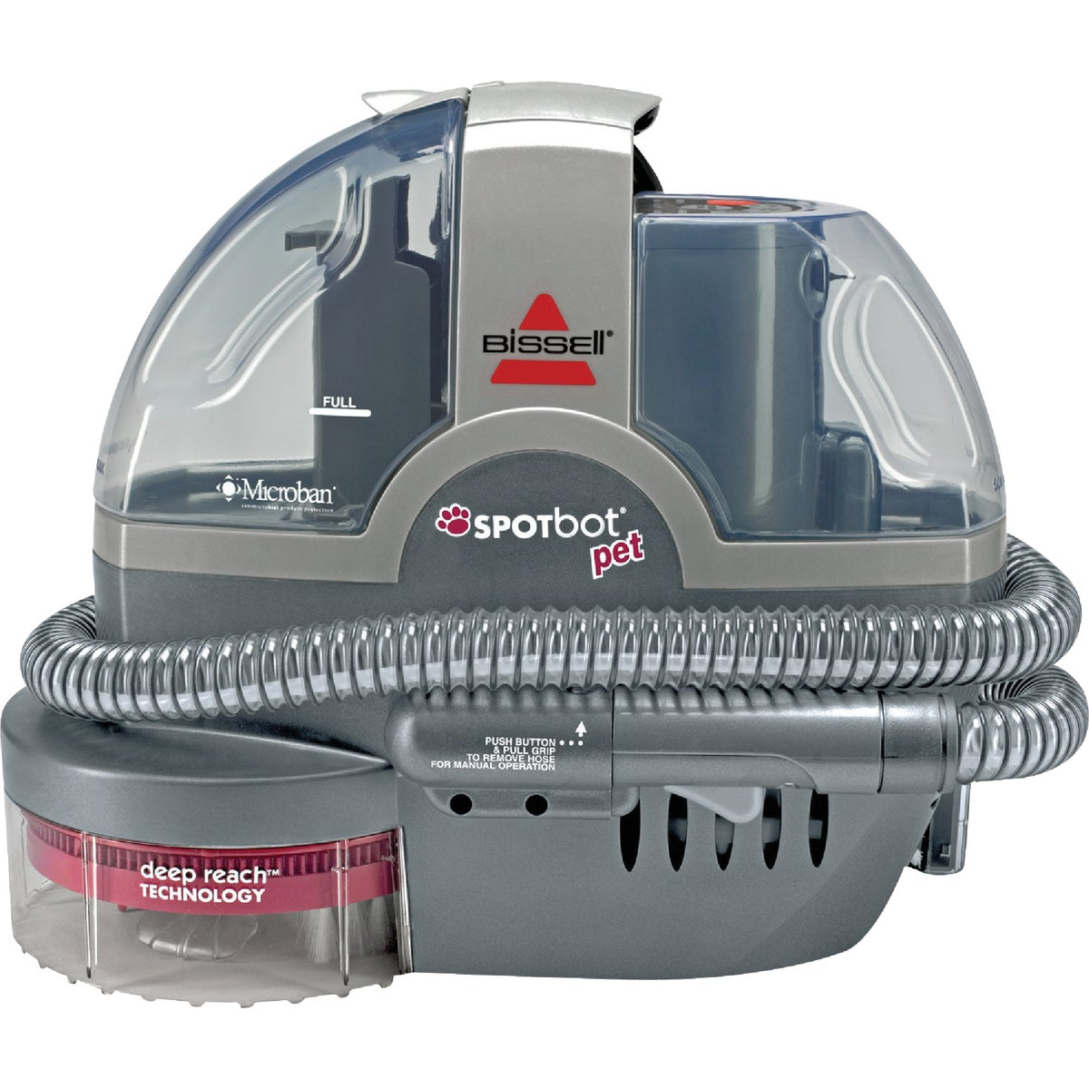 SPOTBOT PORTABLE CLEANER - 33N8 by Bissell Homecare Int