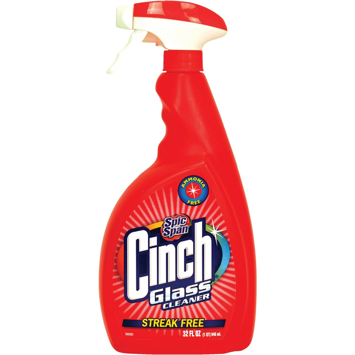 Spic & Span Cinch Glass & Surface Cleaner, 202