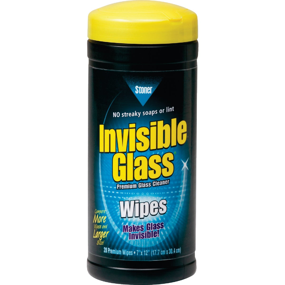 28CT GLASS WIPES