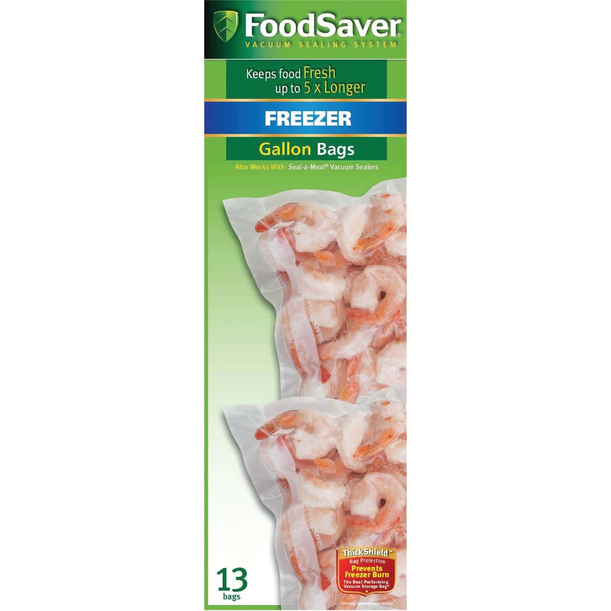 GALLON FOODSAVER BAGS - FSFSBF0316-000 by Jarden Cs