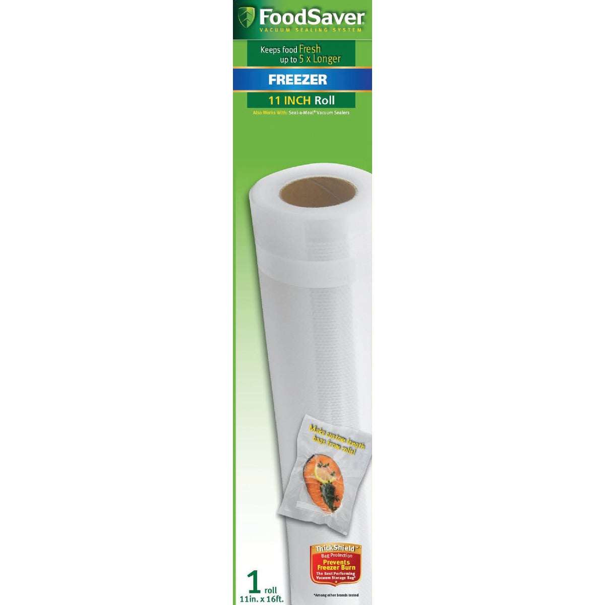 "11""FOODSAVER SINGLE ROLL - FSFSBF0616-000 by Jarden Cs"