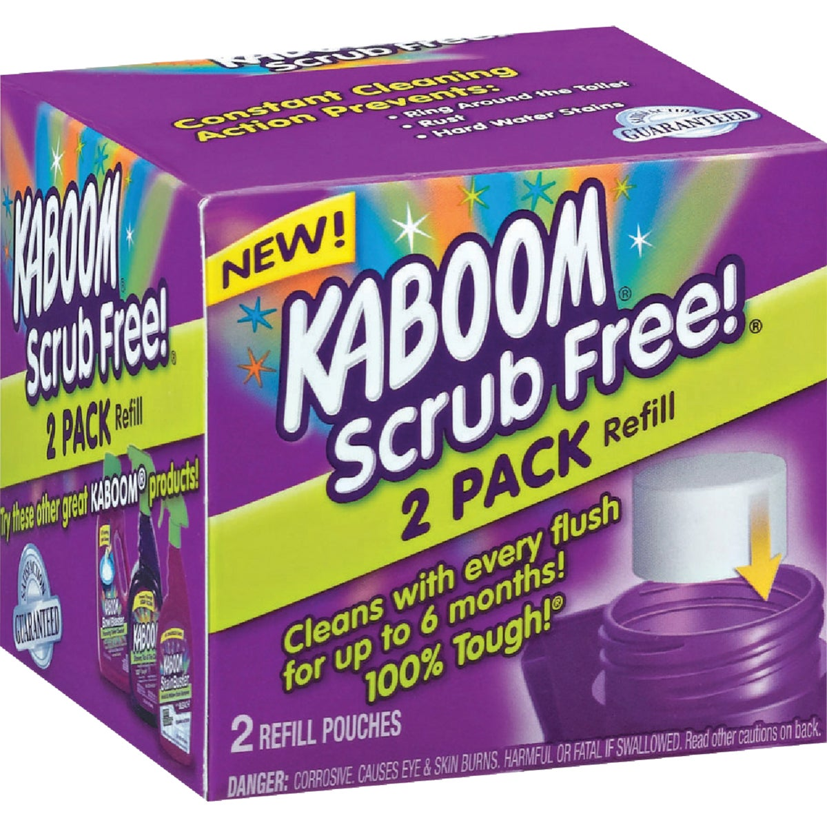 KABOOM Toilet Cleaner Refill