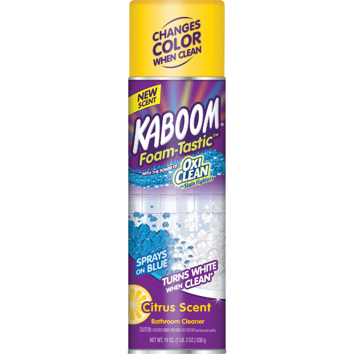 19OZ BATHROOM CLEANER