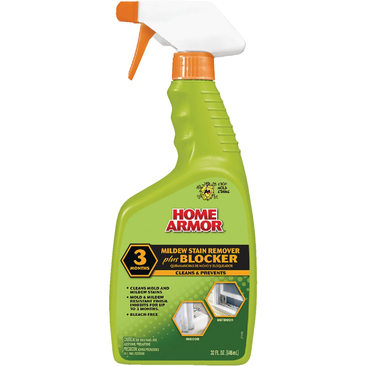 32OZ MILDEW BLOCK/REMOVE - FG523 by Wm Barr