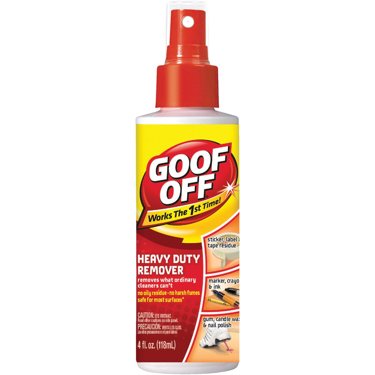 4OZ STAIN/SPOT REMOVER - FG705 by Wm Barr