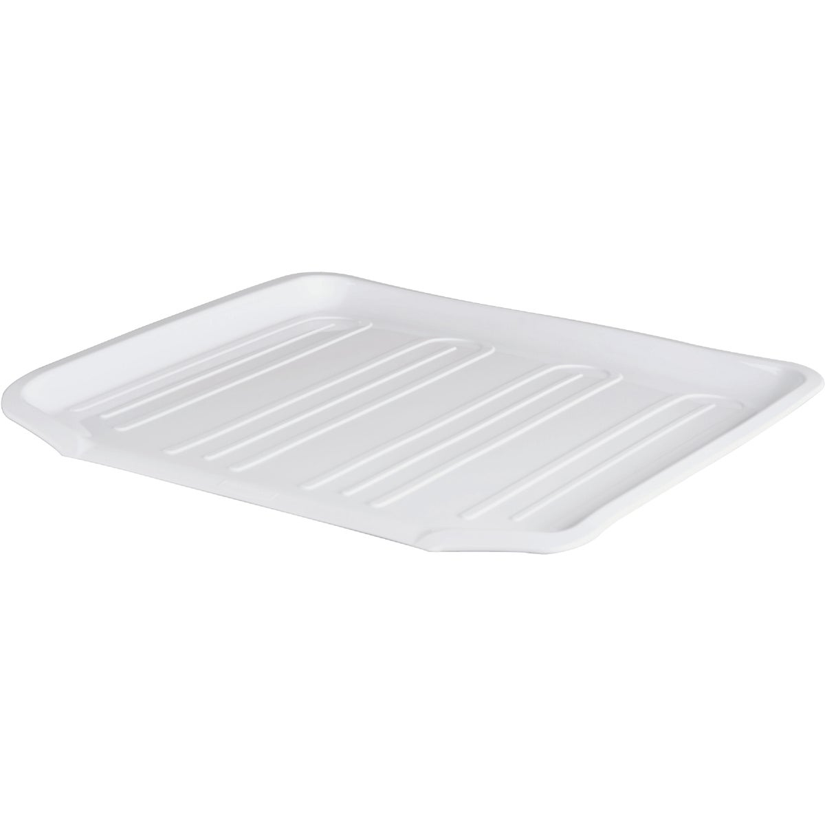 WHITE DRAINER TRAY