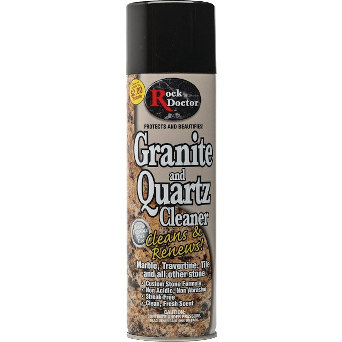 18OZ GRANITE CLEANER - 35104 by Rock Doctor