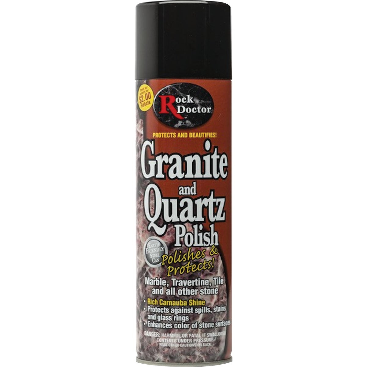 18OZ GRANITE POLISH