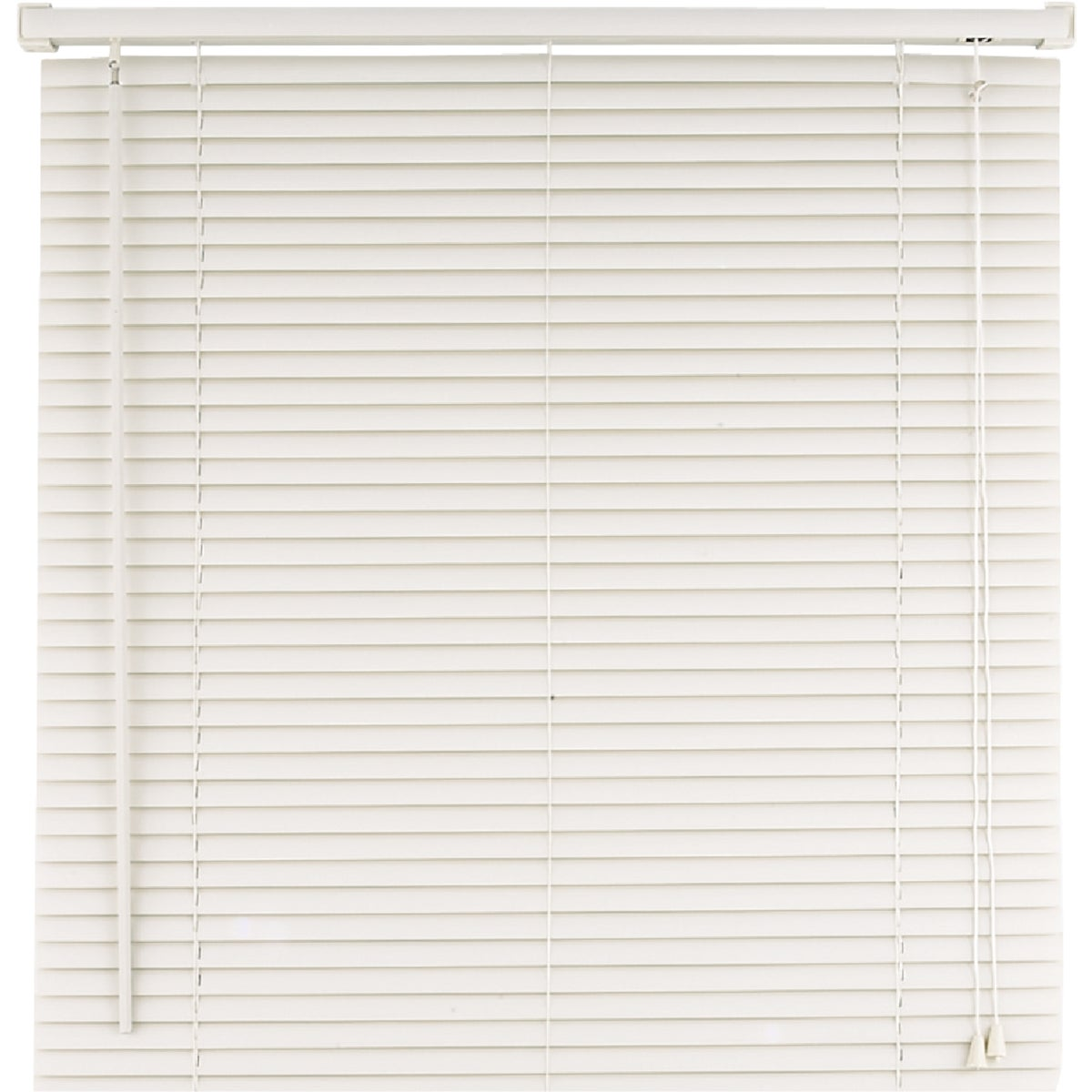 60X64 WHITE MINI BLIND - 15298 by Lotus Wind Incom
