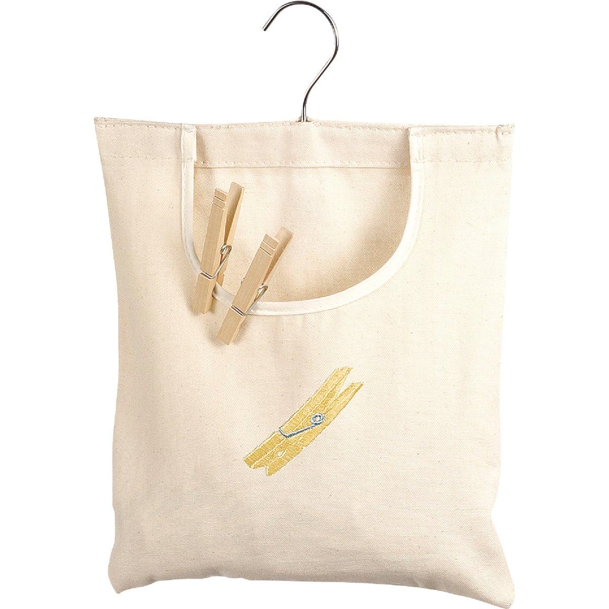 11X15 CLOTHESPIN BAG