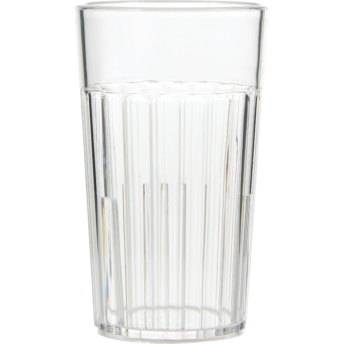 6OZ CLEAR TUMBLER - 00115 by Arrow Plastic Mfg Co