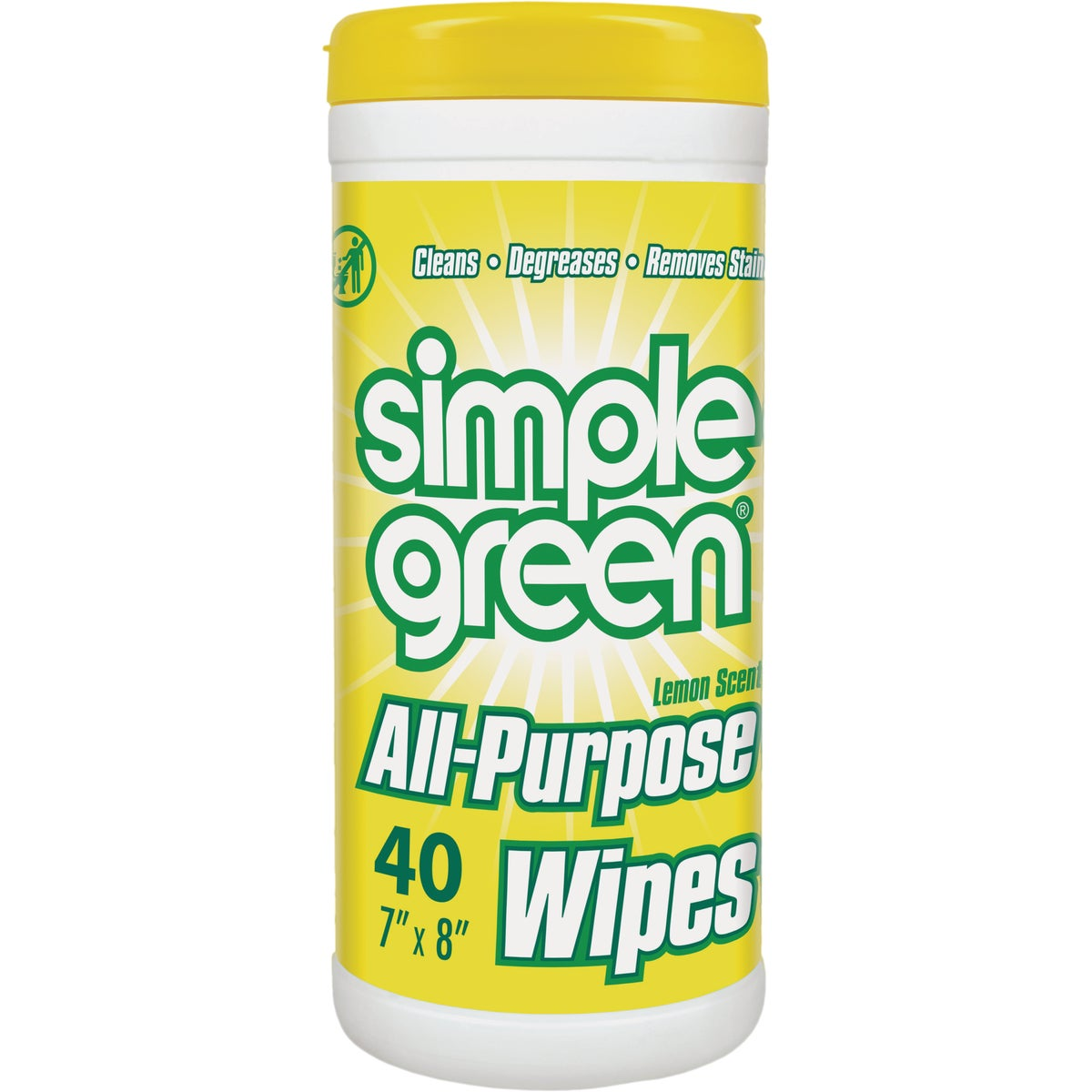 CLEANER WIPES - 3810001214101 by Sunshine Makers Inc