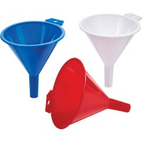 Arrow Plastic 8OZ FUNNEL 122