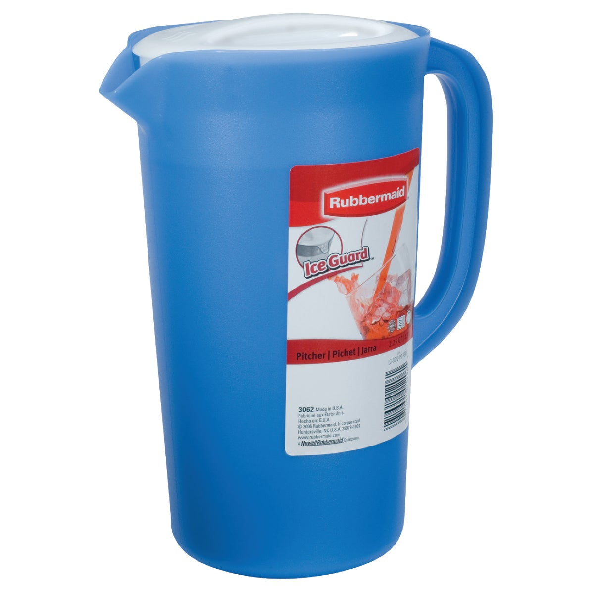 2.25QT PITCHER - FG3062PRPERI by Rubbermaid Home