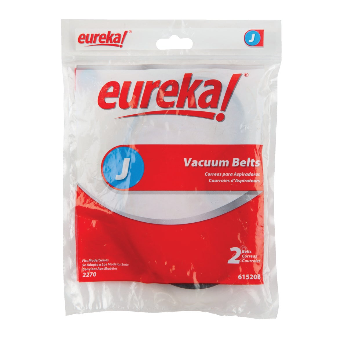 EUREKA STYLE J VAC BELT - 61520B-12 by Electrolux Home Care