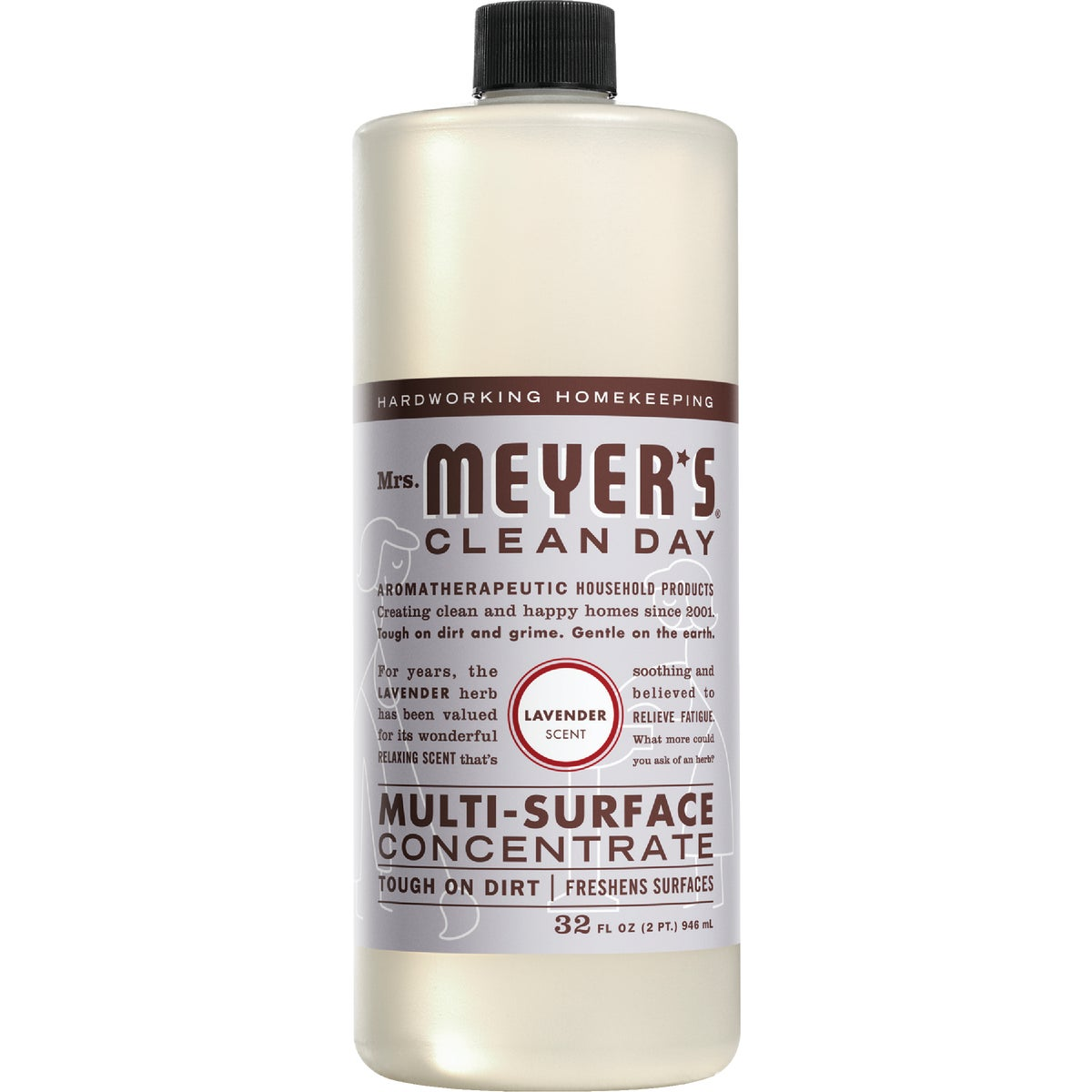 LAVNDR ALL PURP CLEANER - 11116 by Mrs Meyers Clean Day