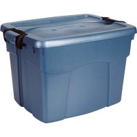 Rubbermaid 22GAL STORAGE TOTE FG2161CPDIM